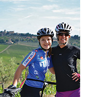 Tuscany Biking Family Trips photo